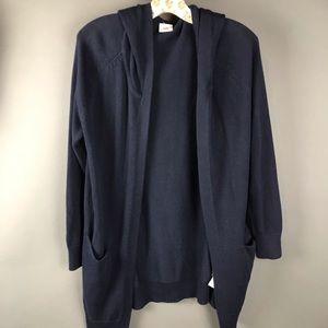 Cabi 5275 Hooded Cardigan Sweater